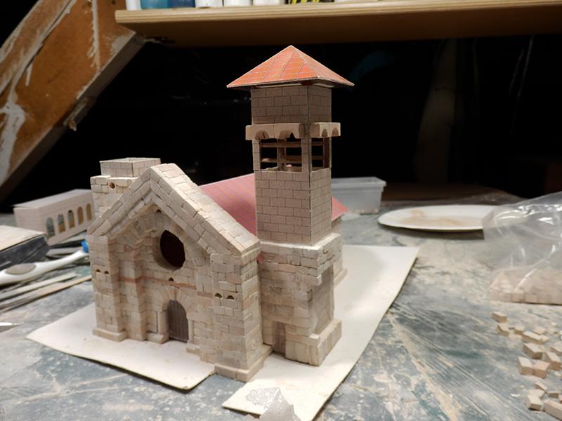 Village médiéval fortifié (1) - Page 4 Pc220020