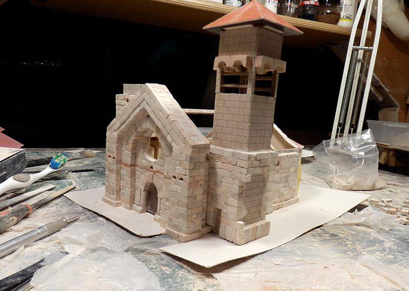 Village médiéval fortifié (1) - Page 4 Pc220023