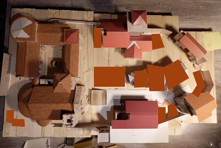 Village médiéval fortifié - Page 9 Projet10