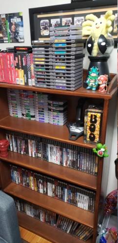 Retro Game Collecting 20191018