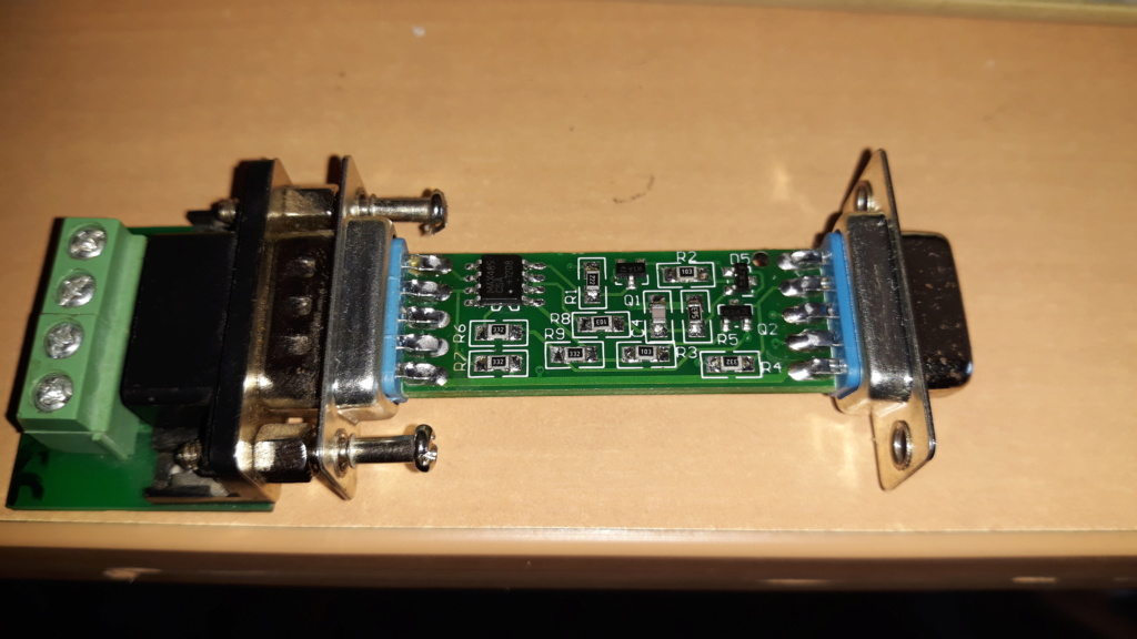 Converter rs232 to rs485 15363910