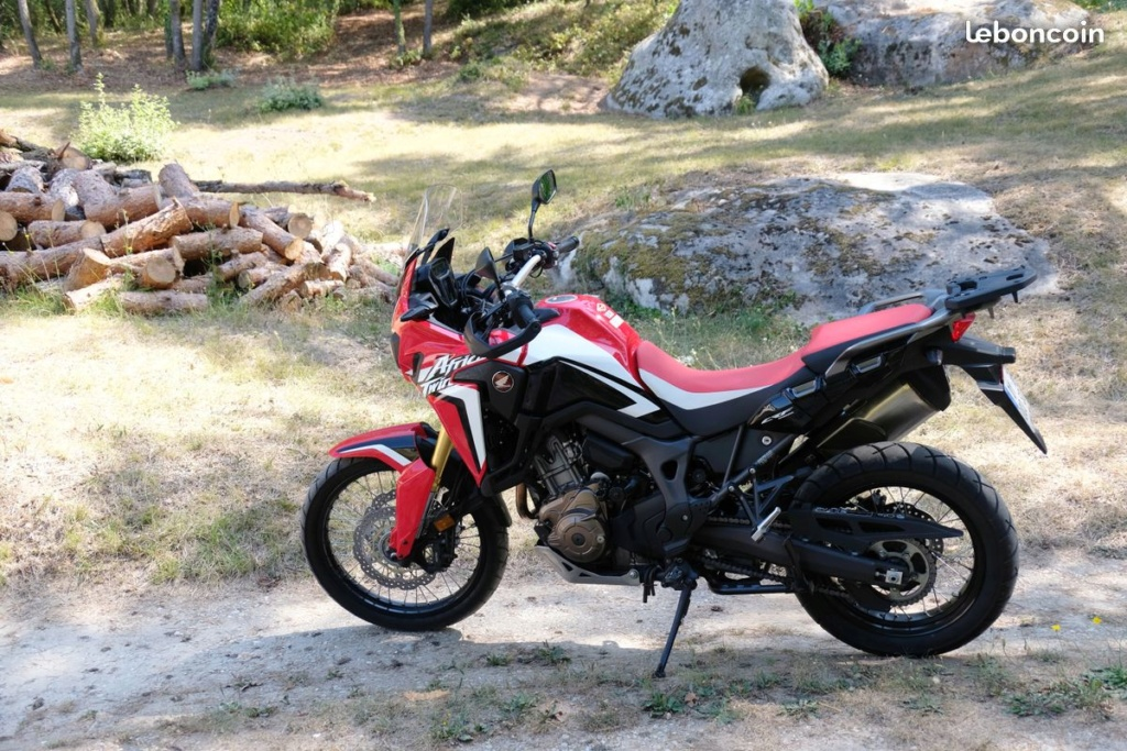 ANNONCE: (VENDUE) Africa twin DCT 2016-3500 KM Crf10012