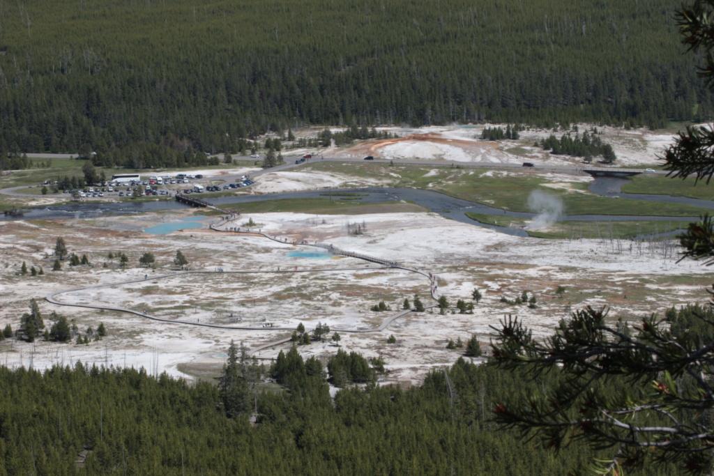 Séjour dans le parc américain de Yellowstone en juin 2018 23_img10