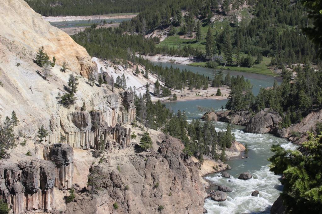Séjour dans le parc américain de Yellowstone en juin 2018 47_can10