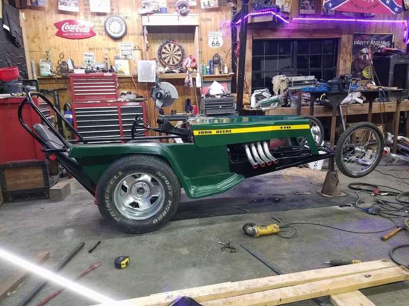 Cool Tractor Contest #3 - 2021 24273510