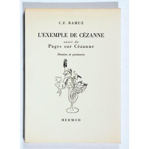famille - Ramuz Charles-Ferdinand - Page 5 L-exem10