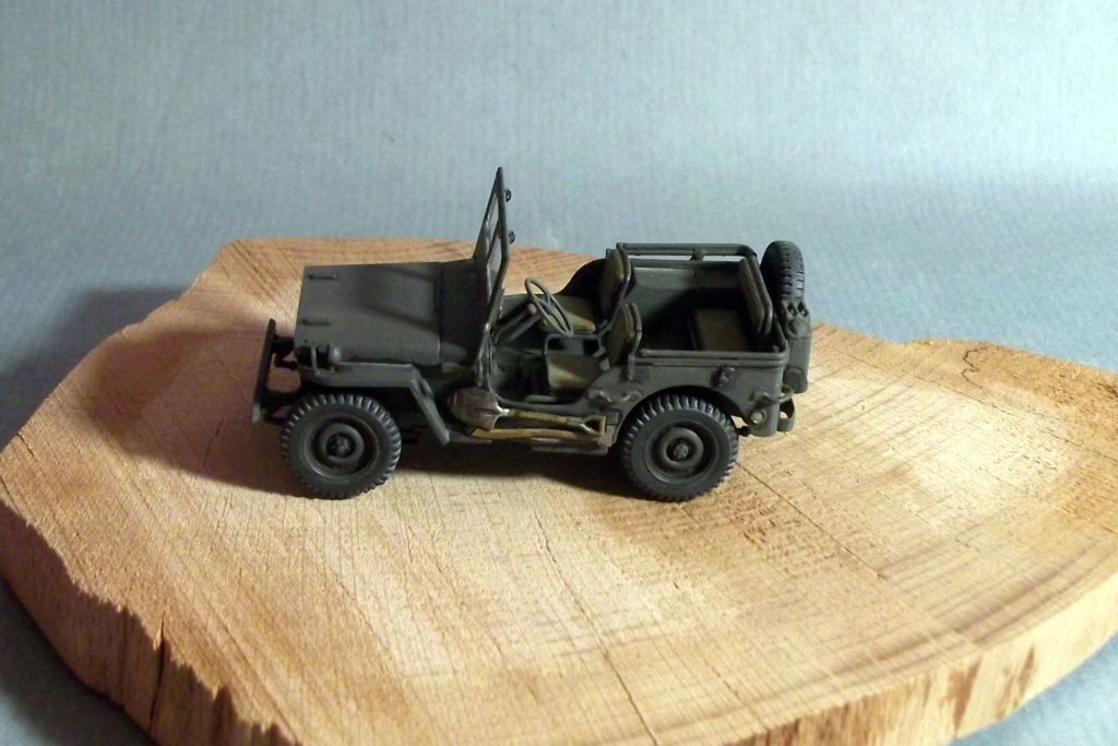 Jeep Willys - Tamiya - 1/48 Dscf7815