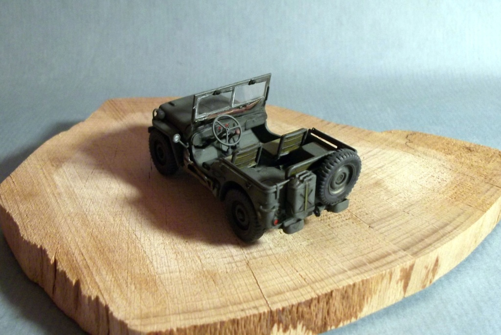 Jeep Willys - Tamiya - 1/48 Dscf7817