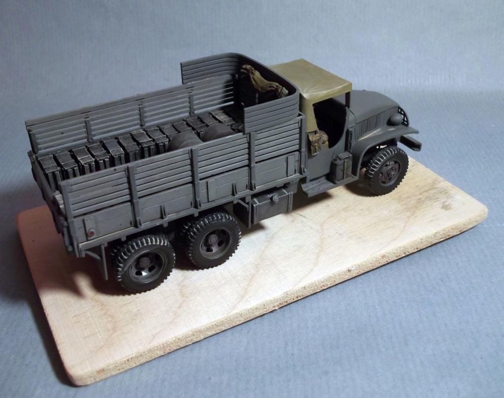 GMC - Tamiya - 1/48 Dscf8110