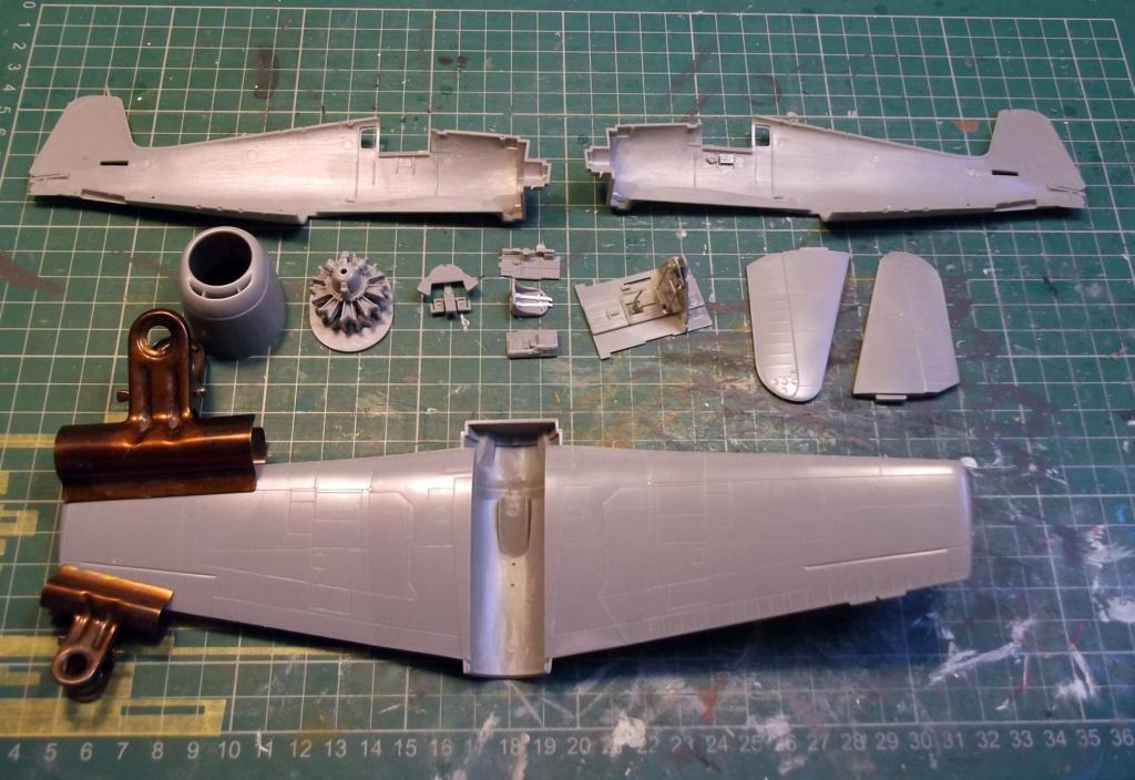 Hasegawa - F6F3 Hellcat - 1/48 Dscf8510