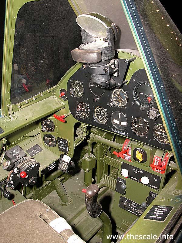Hasegawa - F6F3 Hellcat - 1/48 Hellca10