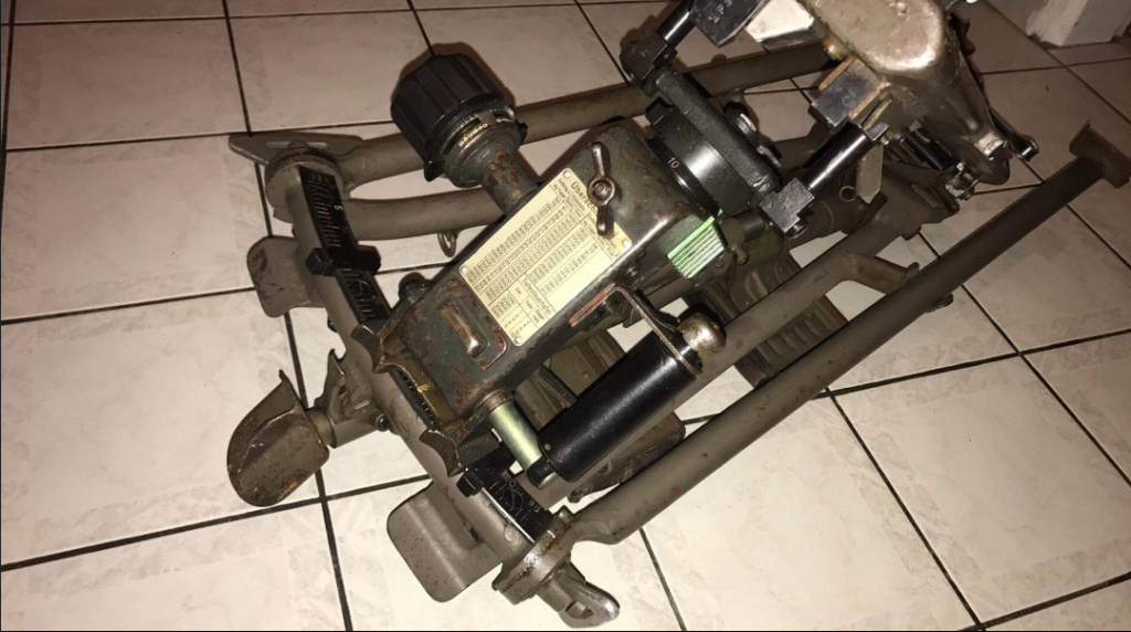 Lafette précoce MG 42 20181212