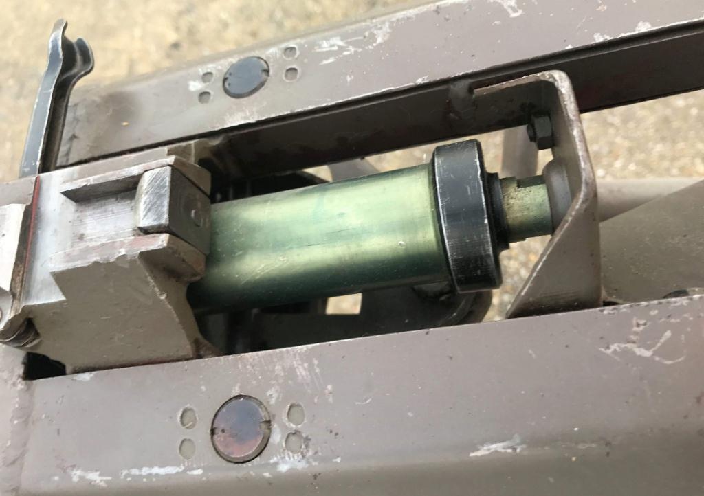 Lafette précoce MG 42 20181213