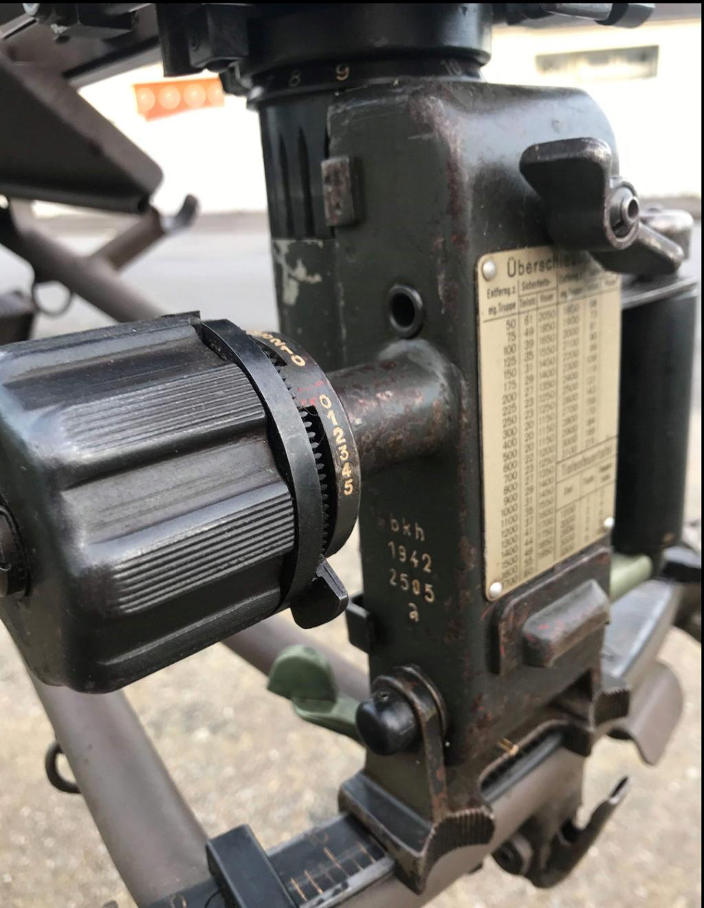 Lafette précoce MG 42 20181217
