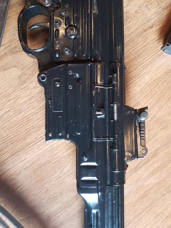 MP 43 peint en noir.. 20181218