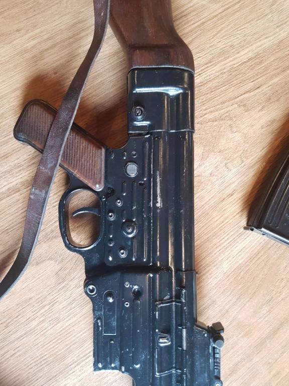 MP 43 peint en noir.. 20181219