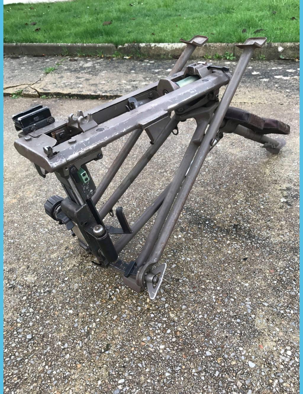 Lafette précoce MG 42 20181222