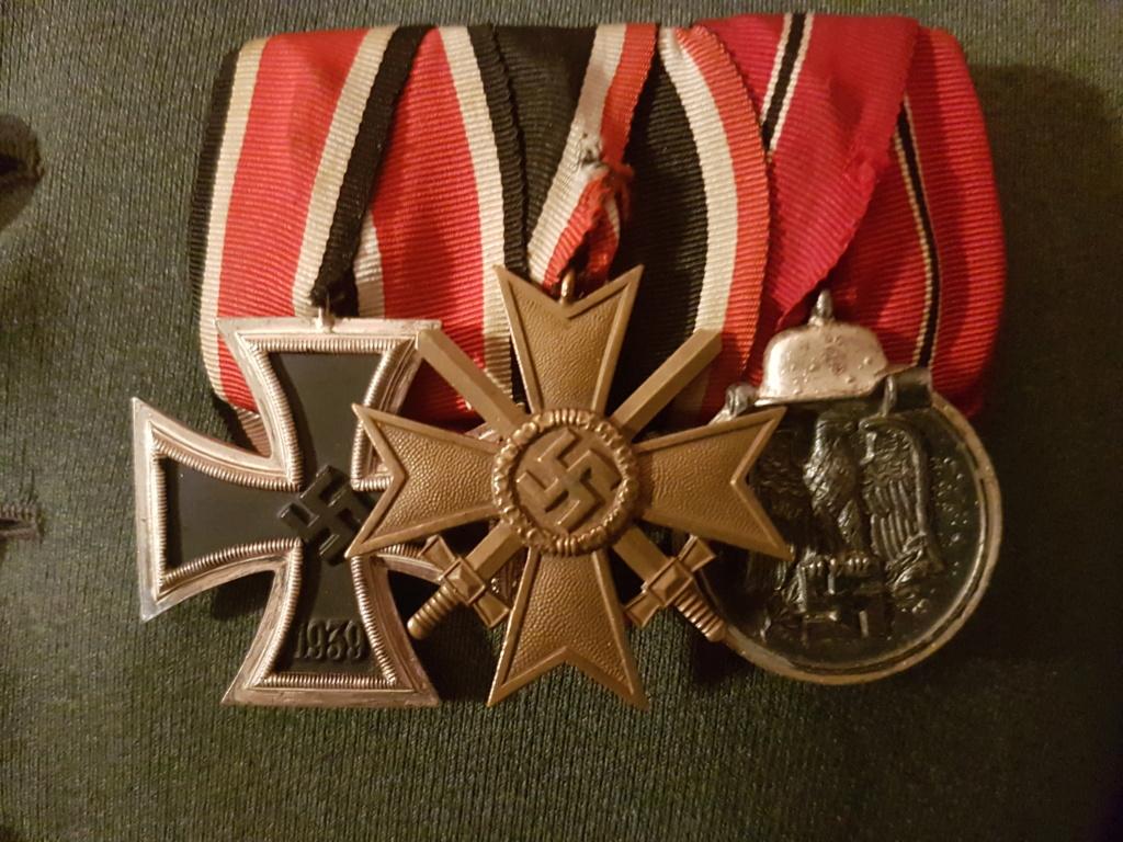 Médaille du Front de l'est  20190210