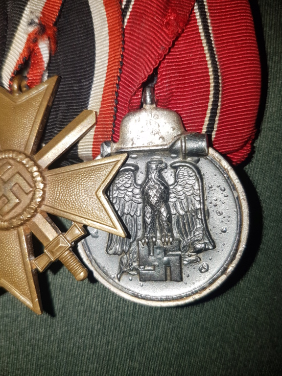 Médaille du Front de l'est  20190211