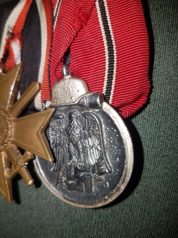 Médaille du Front de l'est  20190212