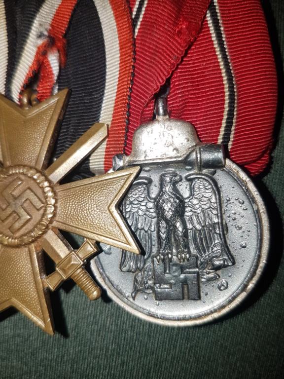 Médaille du Front de l'est  20190213