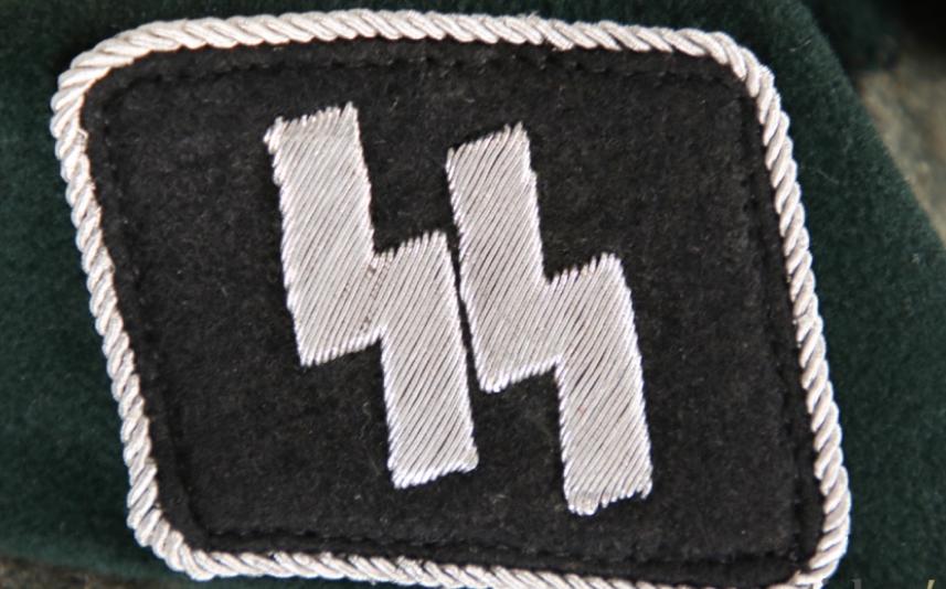 Vareuse felbuse officier Waffen SS régiment Der Führer  20190313