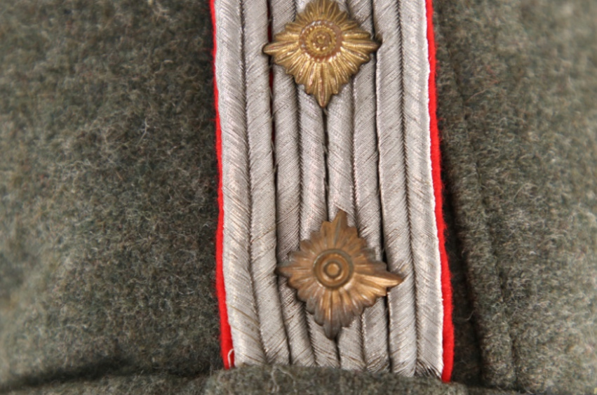 Vareuse felbuse officier Waffen SS régiment Der Führer  20190314