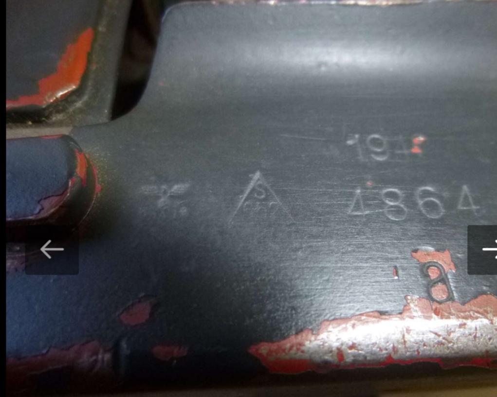 lafette MG 34 ( peut être le bon cette fois ) 20200315