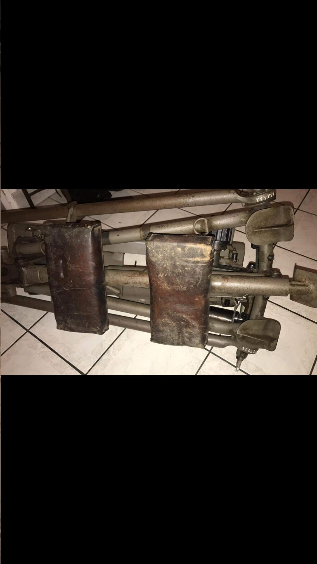 Lafette précoce MG 42 Screen29