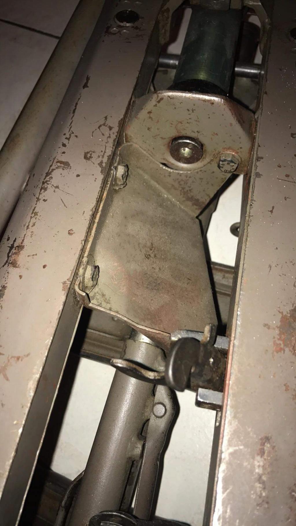 Lafette précoce MG 42 Screen30