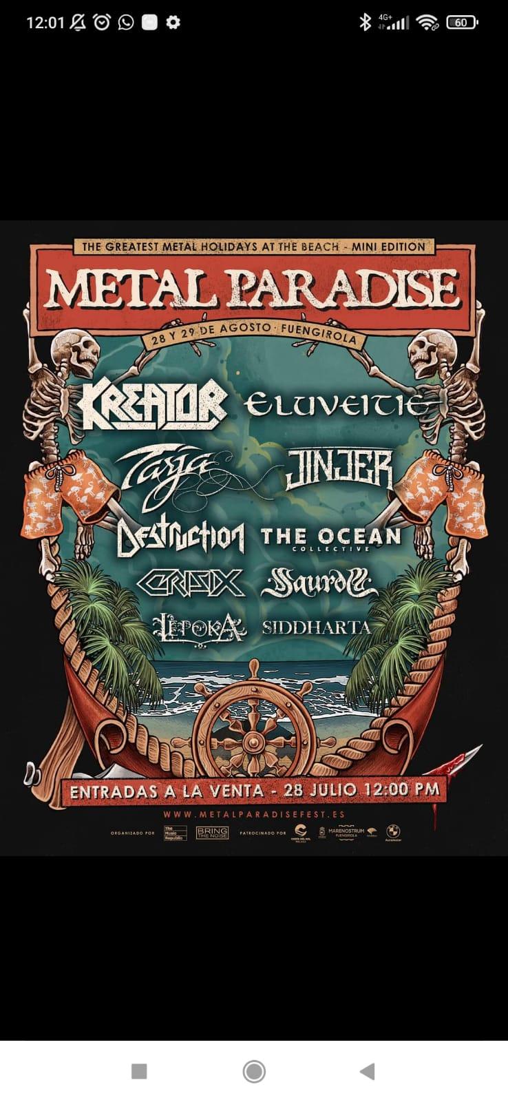 Resurrection Fest Estrella Galicia 2022. (29 - 3 Julio) Avenged Sevenfold, KoRn, Deftones, Sabaton y Bourbon! - Página 9 Img-2040