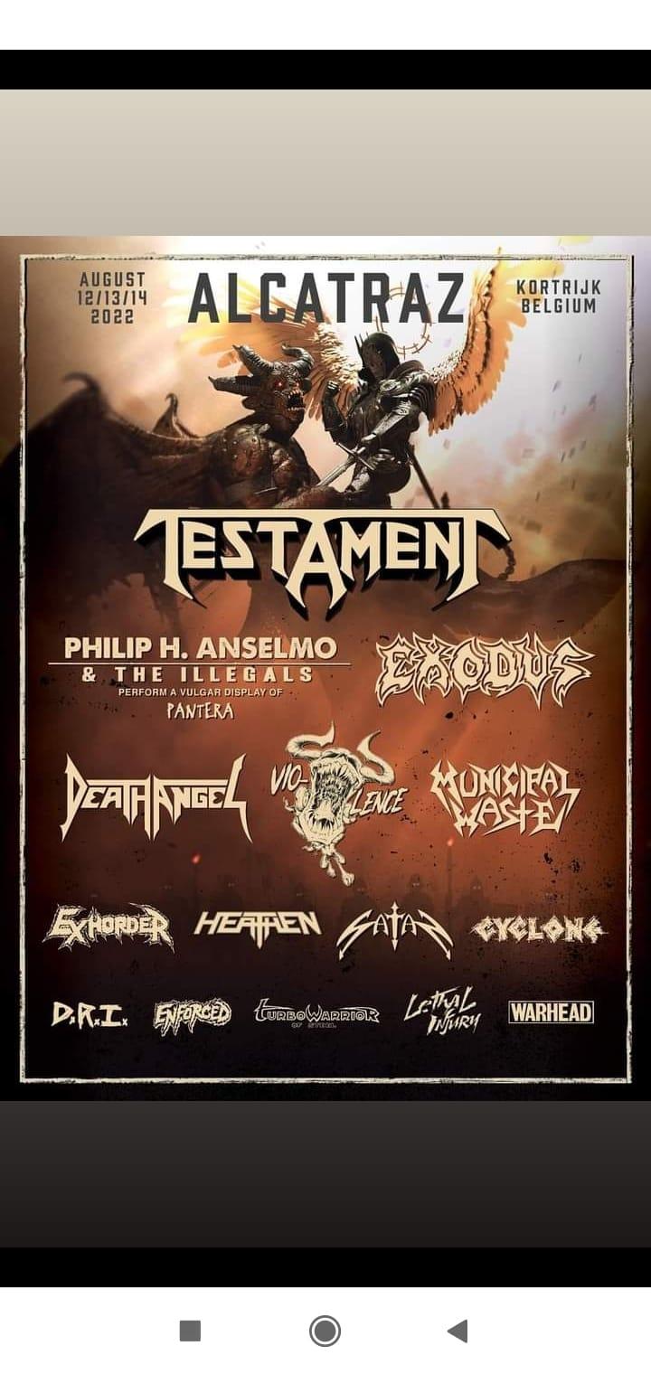 Resurrection Fest Estrella Galicia 2022. (29 - 3 Julio) Avenged Sevenfold, KoRn, Deftones, Sabaton y Bourbon! - Página 13 Img-2043