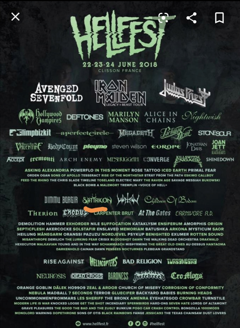 RESURRECTION FEST 2020 (1-4 / 7 /20) - Página 4 Screen12