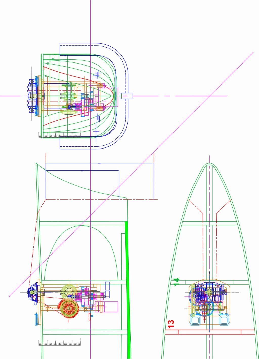 Escorteur d'escadre Surcouf T47 Guinde10