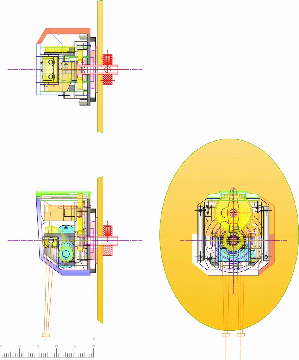 Escorteur d'escadre Surcouf T47 Tourel10