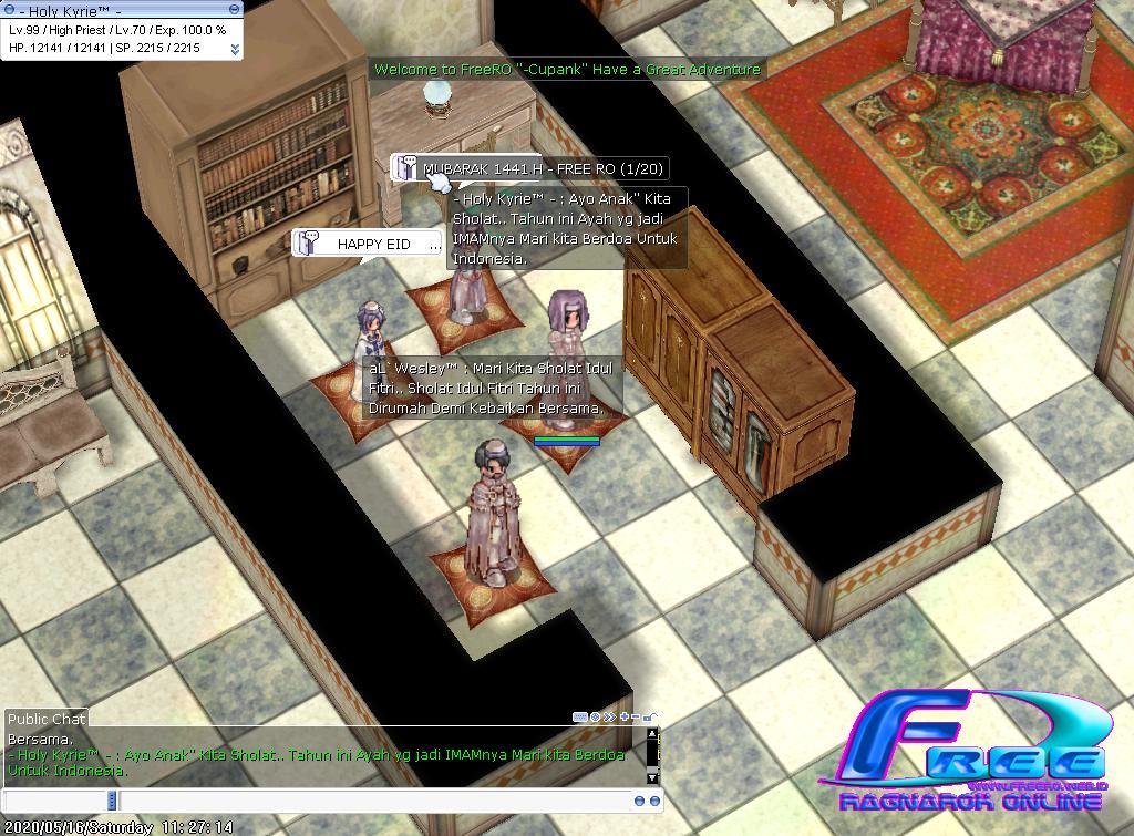 Event Screenshot Idul Fitri 2020 Screen17