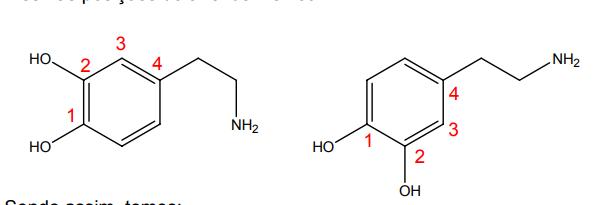 [UNICAMP] - Dopamina - Isomero? Elite_11