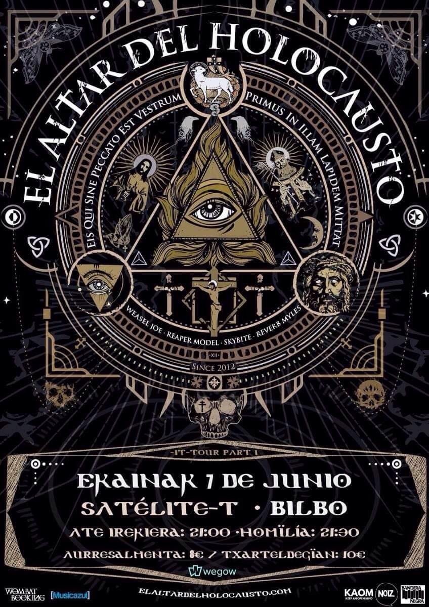 El Altar Del Holocausto: On tour · -I T- TOUR PART II. ✞ EADH ✞ - Página 7 Image32