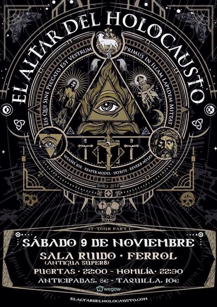 El Altar Del Holocausto: ¡¡¡✞ EADH DEBUT ALBUM - H Ǝ -  EN VINILO✞ !!!!! - Página 10 Image45
