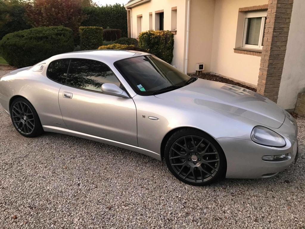 Je l'ai! Ma première Maserati 45409110