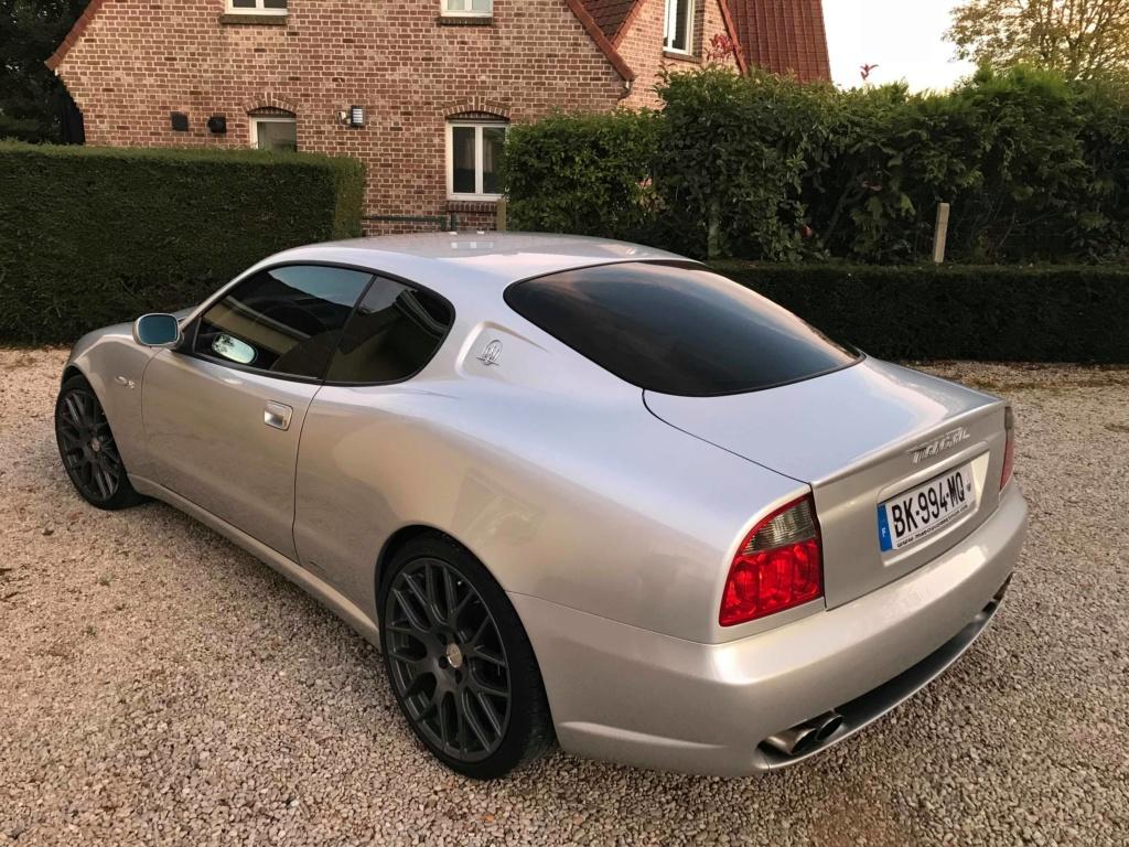 Je l'ai! Ma première Maserati 45421910