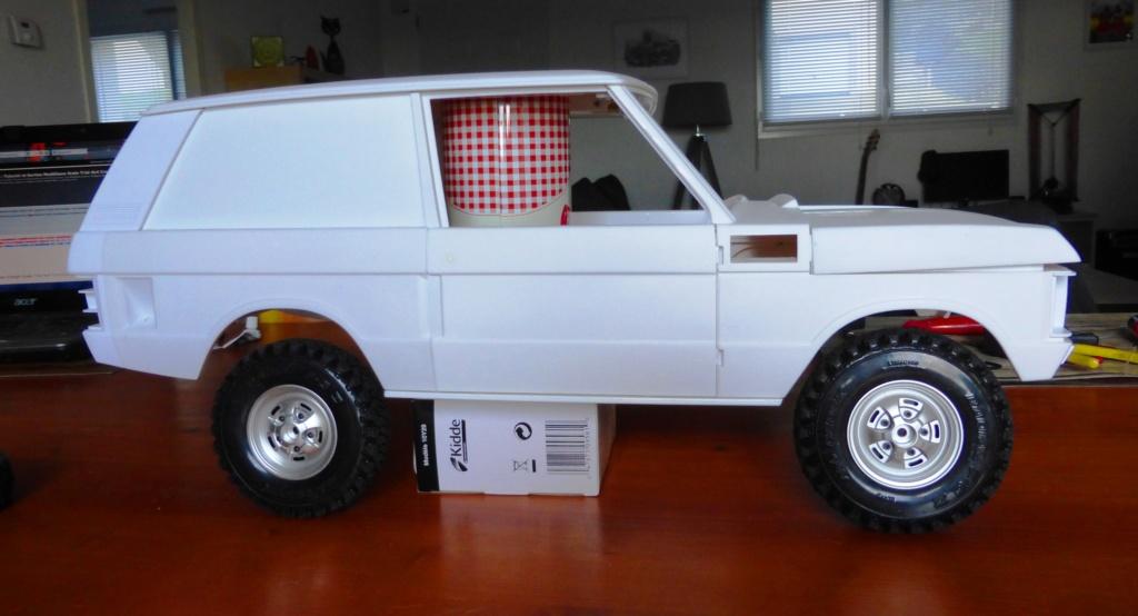 range rover Paris-Dakar 1981 P1000663