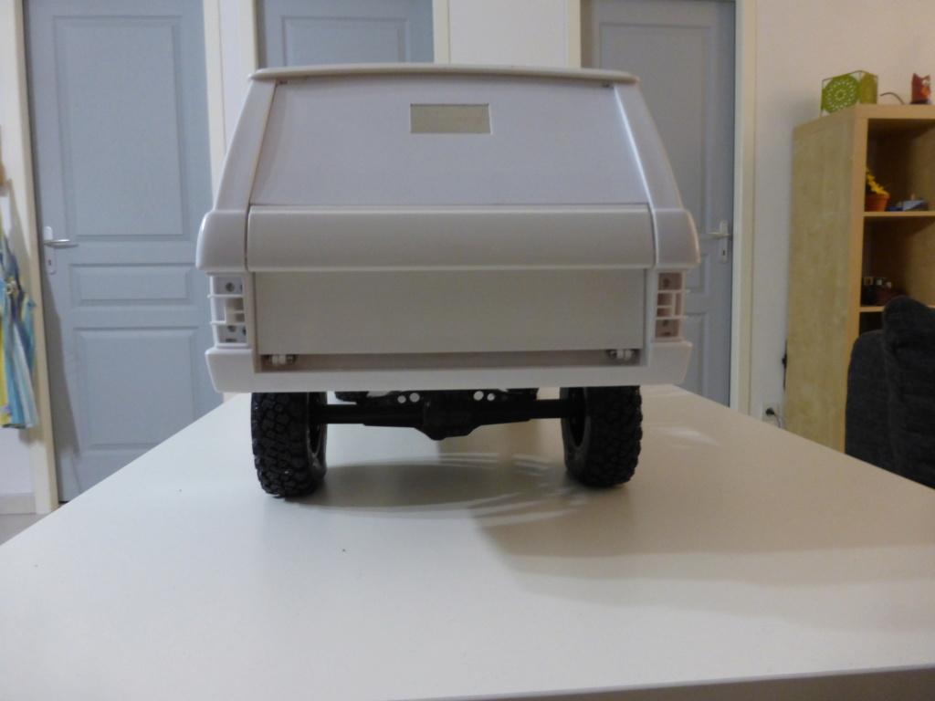 range rover Paris-Dakar 1981 P1000677