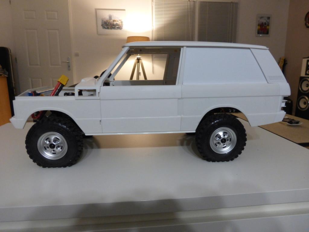 range rover Paris-Dakar 1981 P1000679