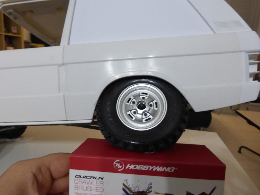 range rover Paris-Dakar 1981 P1000720
