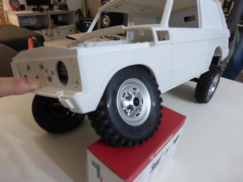 range rover Paris-Dakar 1981 P1000722