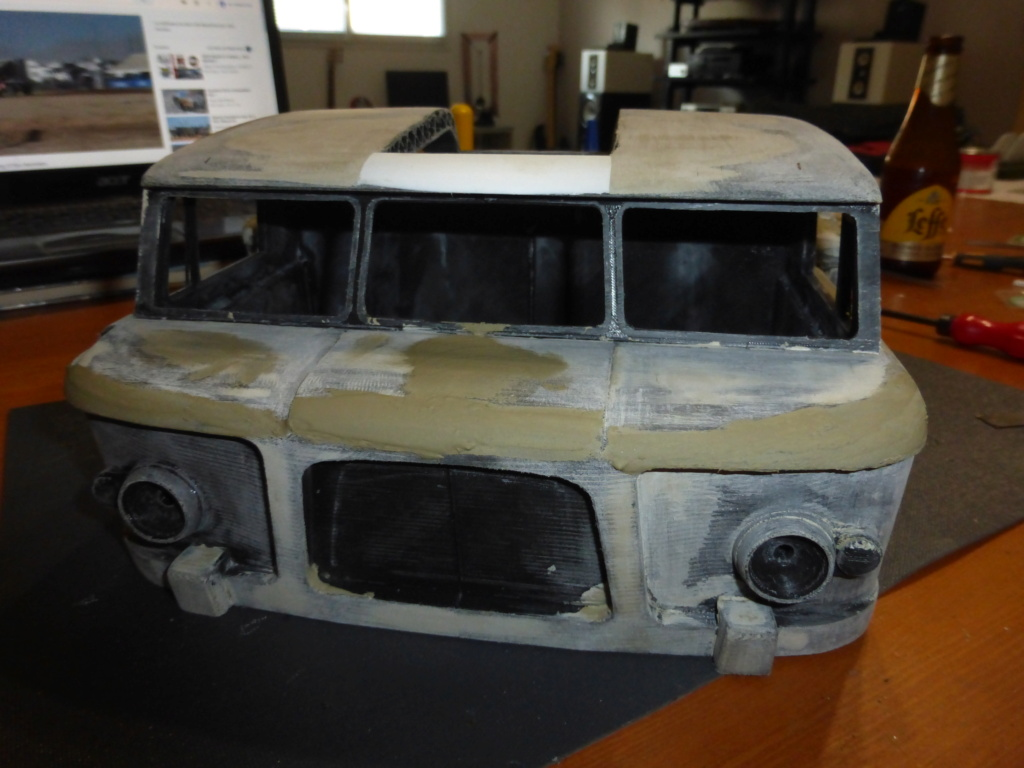 [100% Home made] ZIL 135 - Page 3 P1000916