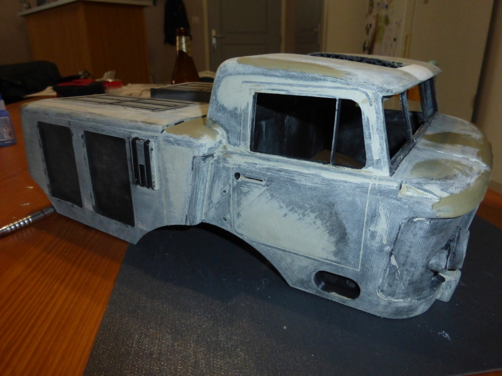[100% Home made] ZIL 135 - Page 3 P1000918