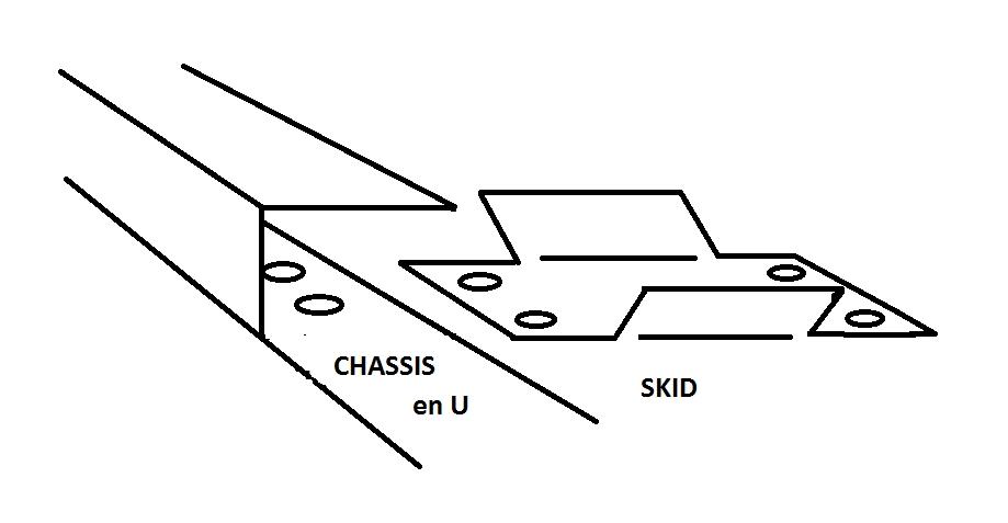 Camion Zil 131 6x6 impression 3D avec balancier totalement fait maison - Page 6 Skid10
