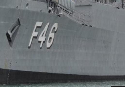 سفينة جديدة لإيران في خدمة قيادتها العسكرية في خليج عمان Asa10